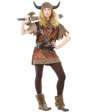 Brute Female Viking Costume