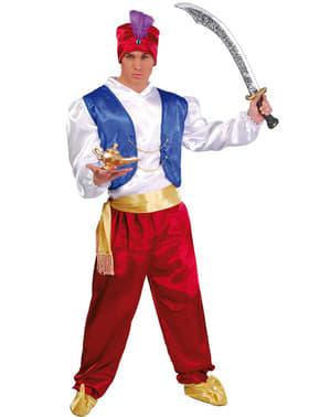 Tuareg Arabisk Prins Kostume