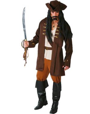 Fato de capitão pirata