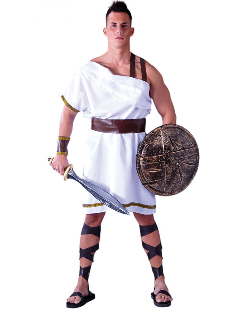Spartan Costume Buy Online At Funidelia