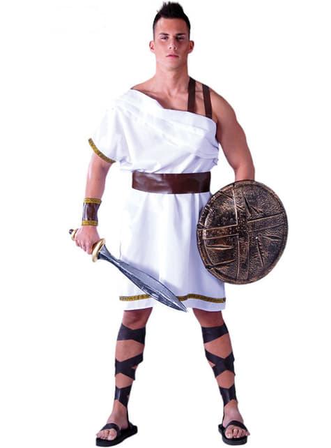 Maskeraddräkt Sparta-krigare