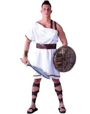 Disfraz de espartano