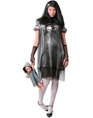 Costume bambina morta