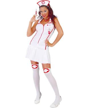 Intensiv Krankenschwester Kostüm