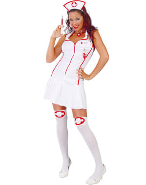 Intensive Care verpleegster kostuum