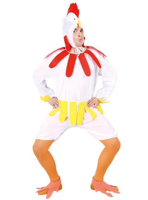 Kostium kurczak