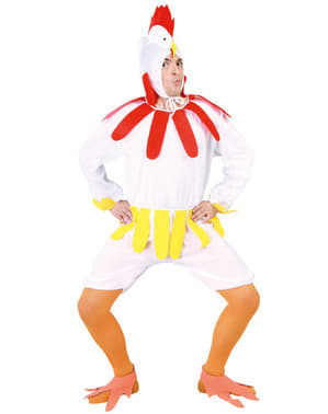 Costum de găină