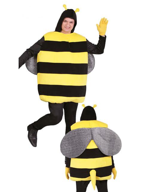 Fato de abelhão