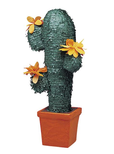 Kaktus Piniata Topfschlagespiel
