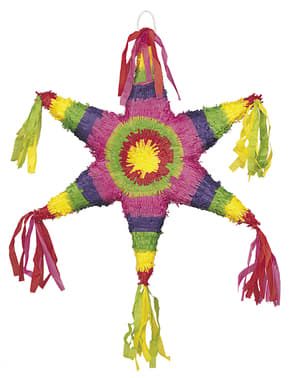 Piñata mediana - Mexican Star