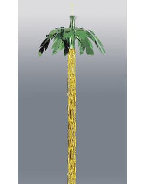 Palmera hawaiana colgante