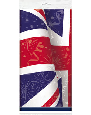 Toalha de mesa - Best of British