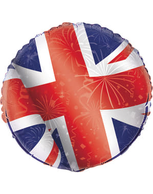 Balon foliowy - Best of British