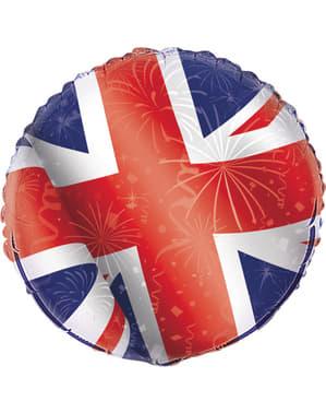 Foil balloon - Best of British