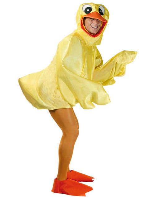 Kostým gumová kačička