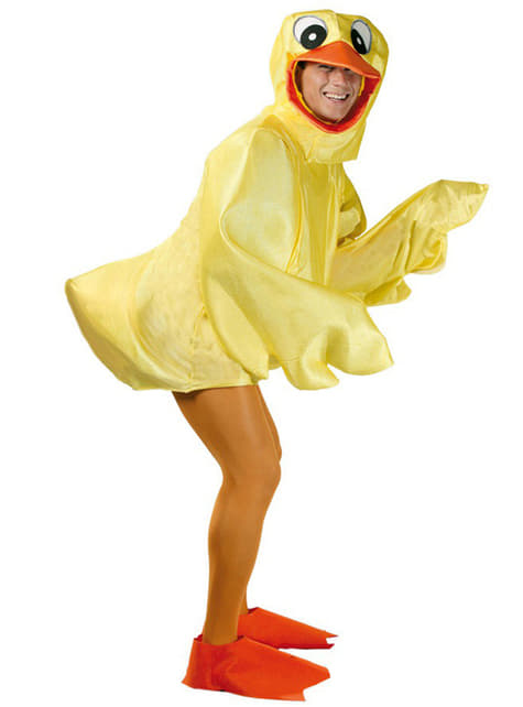 Rubber Duck Costume