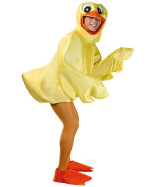 Kostým gumová kachnička