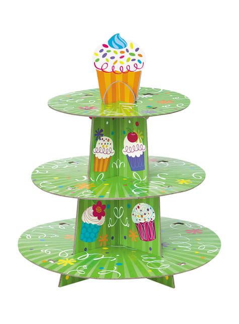 Base para cupcakes - Cupcake Party