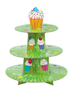 Base para cupcakes - Cupcake Party