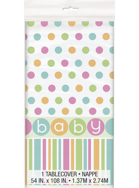 Nappe - Pastel Baby Shower