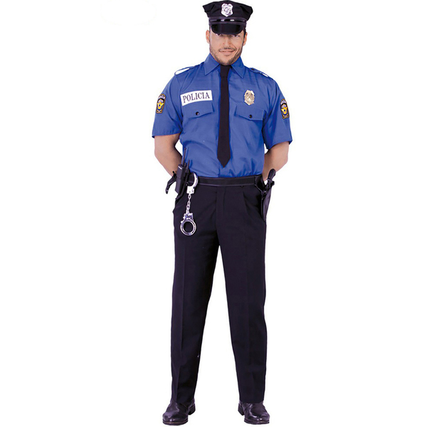 American Policeman Costume