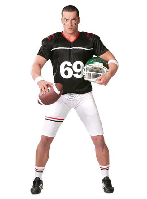 Maskeraddräkt quarterback