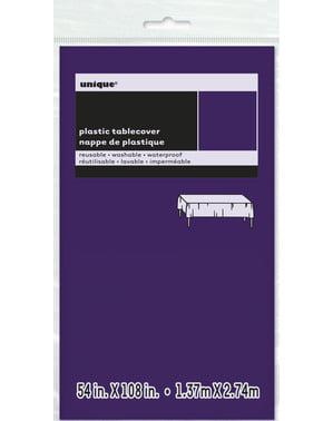 Big dark purple tablecloth - Basic Colours Line