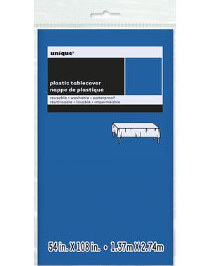 Nappe bleue grand modèle - Gamme couleur unie