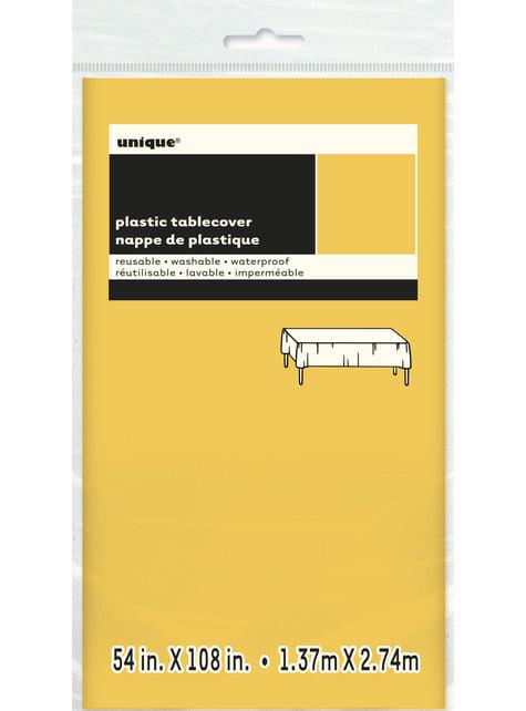 Mantel amarillo grande - Línea Colores Básicos