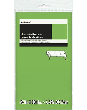 Große Tischdecke lindgrün - Basic-Farben Kollektion