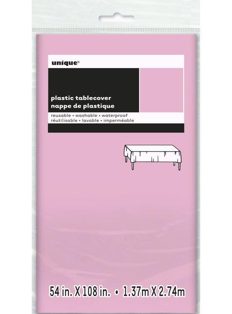Big pink tablecloth - Basic Colours Line