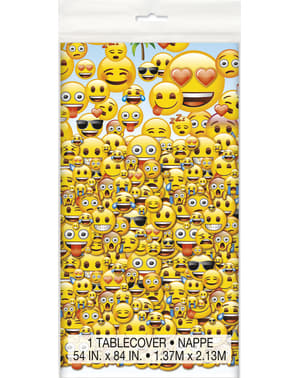 Mantel de emoticonos - Emoji
