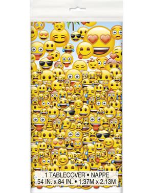Toalha de mesa de emoticons - Emoji