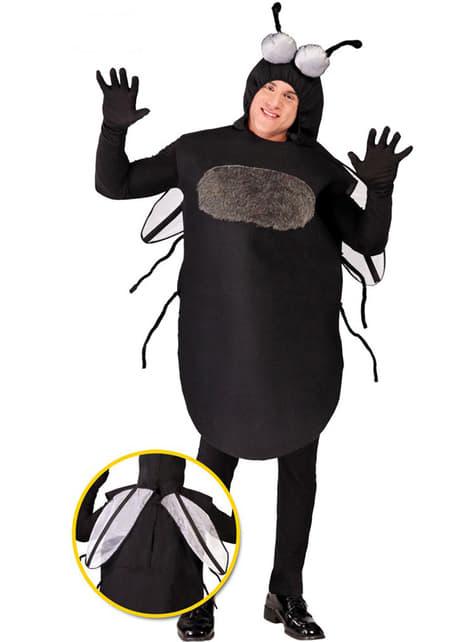 Mygglarve kostyme