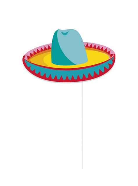 10 accessoires pour Photo booth Mexique - Fiestivity