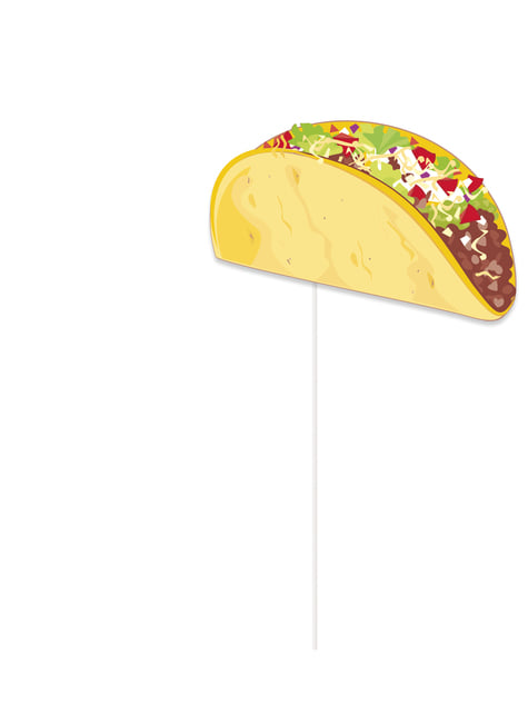 10 photocall props with Mexican details - Festivity