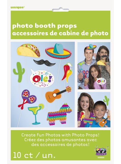 10 accesorios photocall con detalles mexicanos - Fiestivity