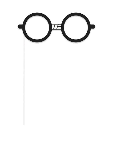 Conjunto de acessórios para photocall das casas de Hogwarts - Harry Potter