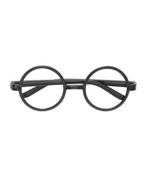 Zestaw 4 par okularów Harry'ego Pottera na imprezę