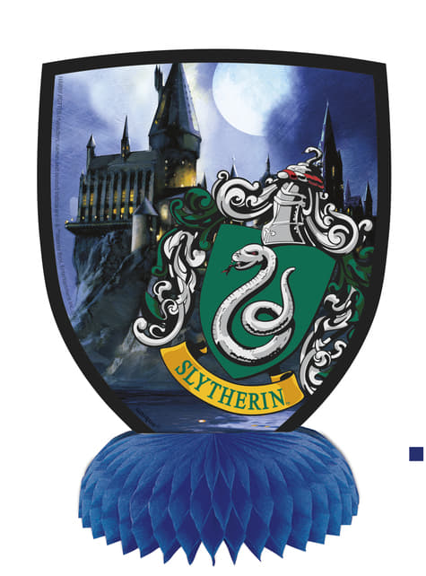 Kit de decoración de fiesta Harry Potter - Hogwarts Houses
