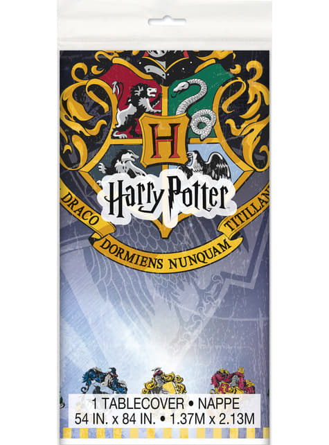 Mantel de Harry Potter - Hogwarts Houses - barato