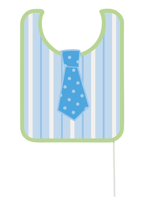 10 kpl photocall Baby Shower kylttiä