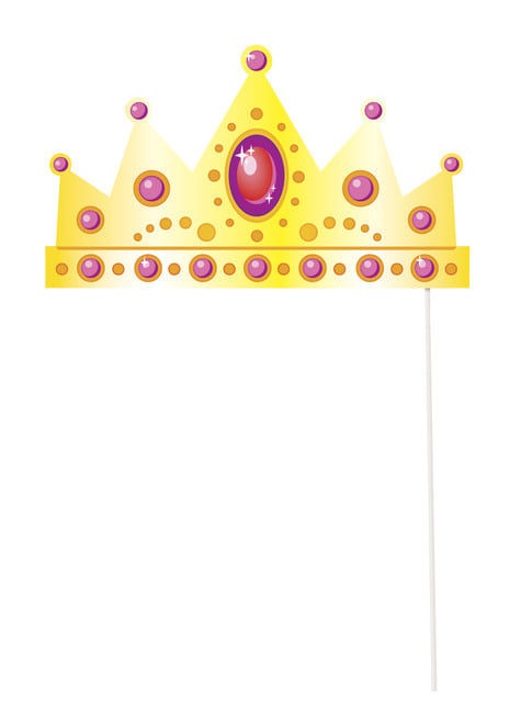 10 acessórios para photocall - Princess