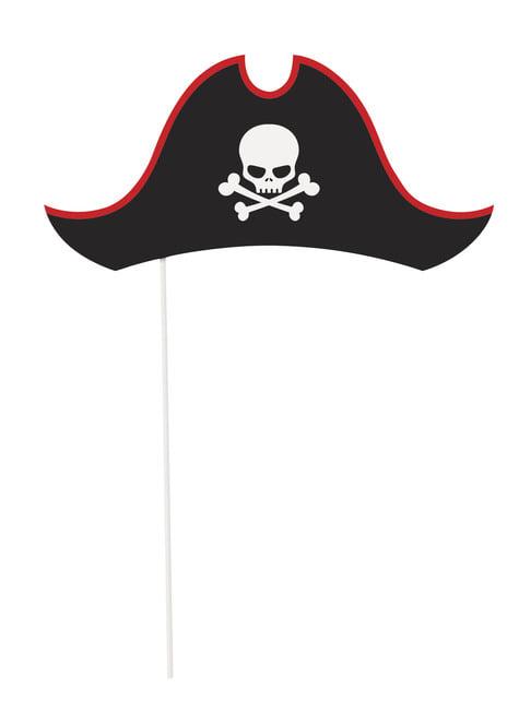 10 accessori per photocall per festa pirata