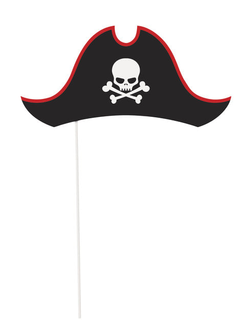 10 photocall pirate party props