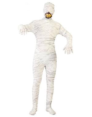 Smilende Mumie Kostyme