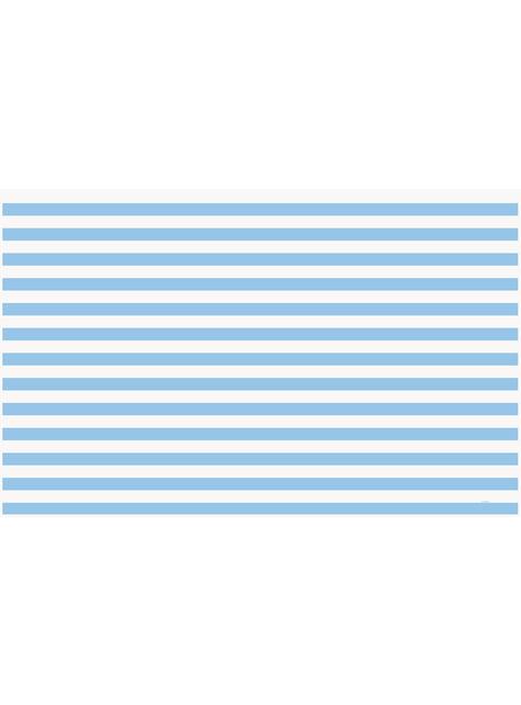 Set de 1º cumpleaños azul y blanco - para niños y adultos