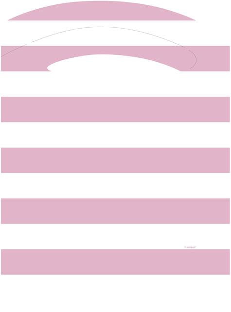 Set de 1º cumpleaños rosa y blanco - para tus fiestas