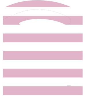 Set 1 An - Prima Aniversare roz și alb