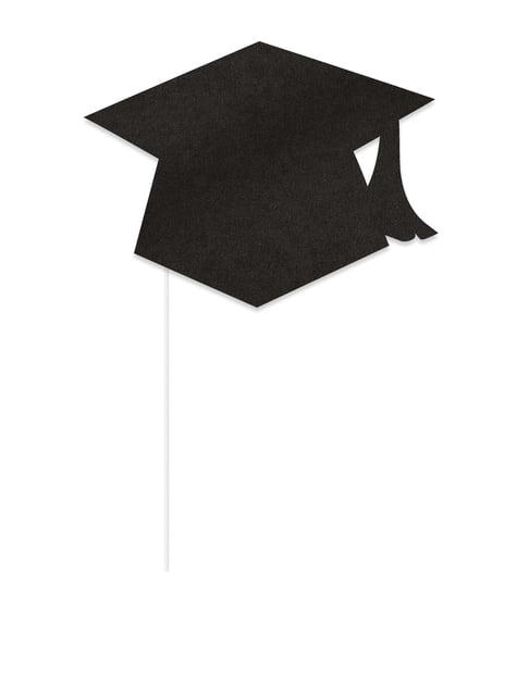 10 accessoires pour Photo booth remise de diplôme